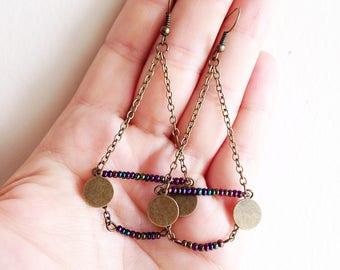 Beaded Gypset Earrings
