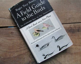A Field Guide To Birds by Peterson Hardcover