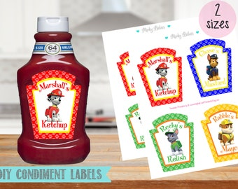 heinz label template - 2 heinz company ketchup bottles 1 bottle not marked three