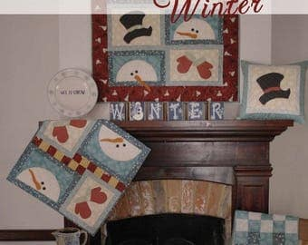 Seasons Gone Pie - Winter by Pie Plate Patterns