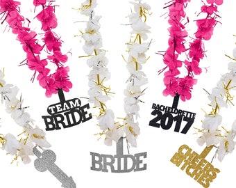 Bachelorette Party Lei - Bachelorette Party Favor, Bachelorette Party Decoration, Bachelorette Necklace, Humorous bachelorette, silly
