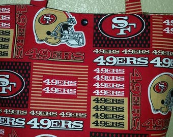 SF 49er Bag/Purse