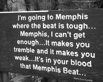 I'm Going to Memphis