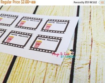 ON SALE Movie Release Planner Sticker