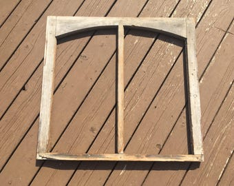 Vintage Window Frame (without glass)