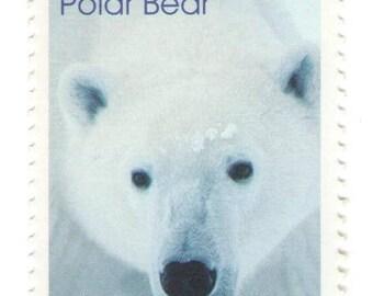 Unused 1999 Polar Bear - Arctic Animals - Postage Stamps Number 3291