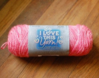 I Love This Yarn | Stonewash |