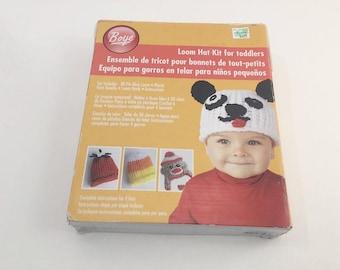 Knitting Loom, Hat Loom, Baby Hat, Hat Patterns, Round Loom, Knitted Hats, Knitted Baby Hats, Loom Kit, Baby Gift, Strawberry, Sock Monkey