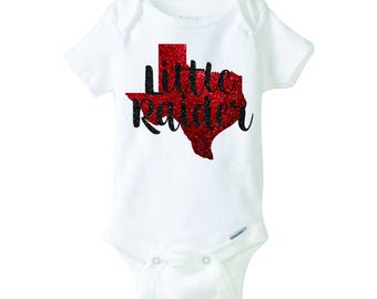 Litter Raider Baby Outfit