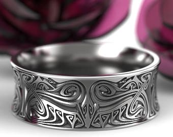 Celtic Wedding Rings Pendants Custom Jewelry by CelticEternity