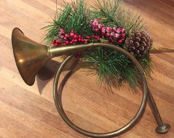 Decorative French Horn