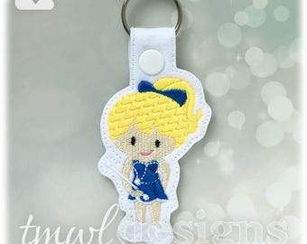 Twirler Key FOB Digital Design File