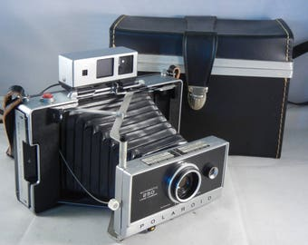 Film Tested Polaroid 250 with AAA Conversion and Polaroid Case