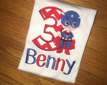 Superhero Birthday Shirt, Superhero birthday party, Superheroes