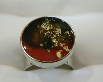 NOOSA SNAP Resin Ring