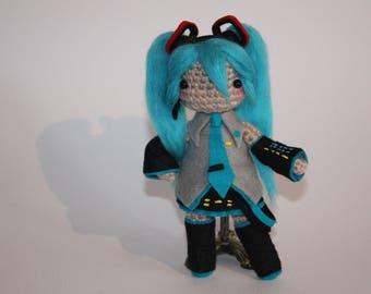 Crochet Doll - Hatsune Miku