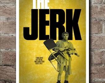 "THE JERK ""Poor Black Child"" Movie Quote Poster"