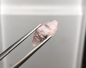 Pink Sapphire Crystal Ratnapura Sri Lanka S0026