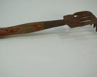 Brades Nash Tyzack Hand Fork, Garden Hand Tool, Gardening Tool, 1950's  Garden Cultivator Fork, Greenhouse Supplies, England Made Free Ship