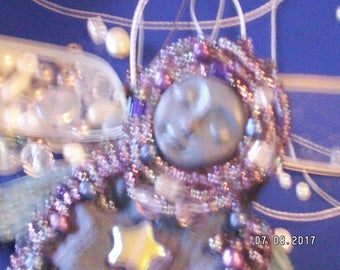 Spirit Doll Pendant Christmas in July SALE~ FREE Shipping now Through July 31st