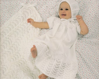 Knit and Crochet Baby Book  from The American School of Needlework