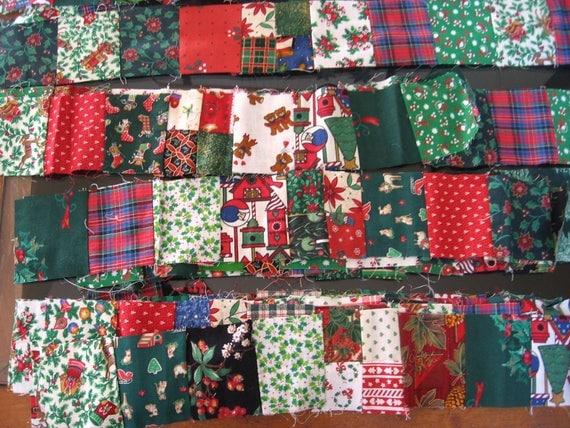 Christmas fabric, pieced strips, borders, binding, sew, quilt ... : quilt supplies - Adamdwight.com