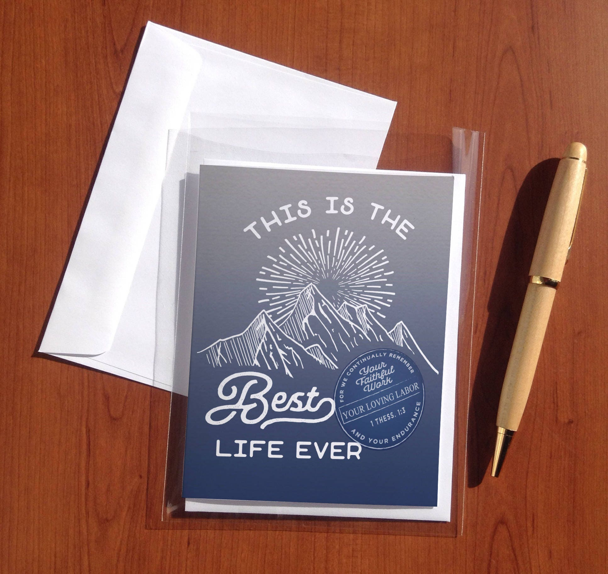 Best life preaching work jw greeting cards