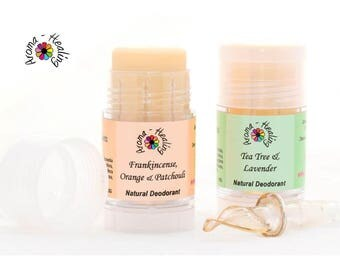 Natural Deodorant That Works! - Stick Deodorant - Deodorant Cream - Organic Deodorant