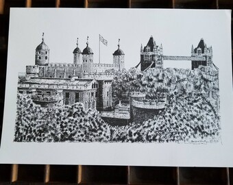 Bernard Smith European Signed Lithograph
