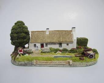 Robert Burns's Cottage by Ian MacGregor Fraser of Fraser Creations (1990s)