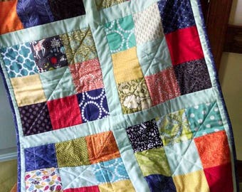 Gender neutral quilt 4