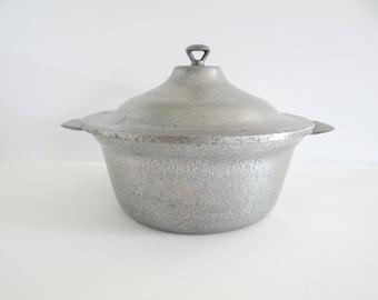 Club Hammercraft Hammered Aluminum Pot Domed Lid