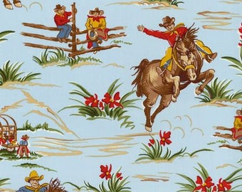End of Bolt - 26 Inches - Barn Dandy Cotton Fabric by Kaufman
