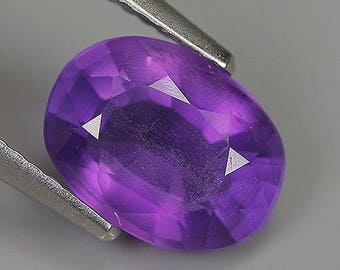 2.11 Ct Natural Brazil Purple AMETHYST