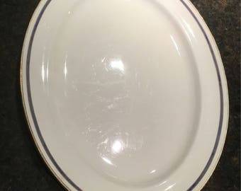 Vintage Pareek Platter by Johnson Bros. England