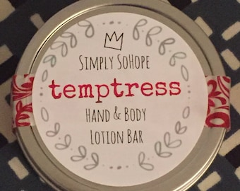 Lotion Bars :D