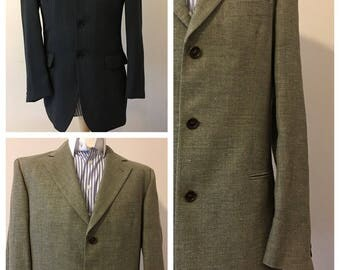 Mens Jacket / Kenzo & Hugo Boss// All seasons two Men's jackets - in very good condition // vintage