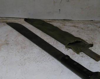 WWII army machete