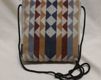 Southwest Wool Purse