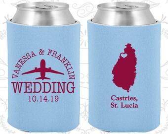 St Lucia Wedding Ideas, Coolies, Destination Favors, St Lucia Gifts, St Lucia Wedding, Castries Gifts, Travel Gift (193)