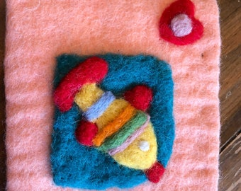 Felted Fish