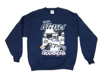 Vintage Tennesse Titians Sweatshirt