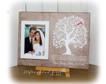 Wedding Gift For Uncle : wedding gift for an aunt and uncle aunt gift uncle gift personalized ...