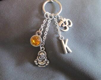 Buddha Ohm Charm Necklace