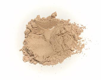 SOFT WHEAT Soft Shimmer Mineral Foundation - Natural Mineral Makeup Vegan Gluten free