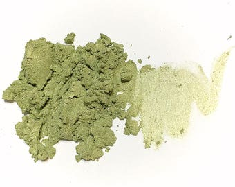 CHINA JADE Mineral Eye Shadow - Natural Makeup - Gluten Free Vegan Face Color