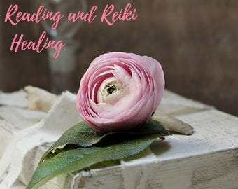 Intuitive Tarot Reading and Reiki Healing