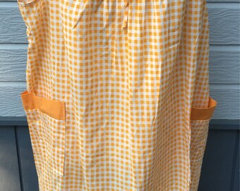Vintage House dress, Plus Size 46/48 New Old Stock Sears