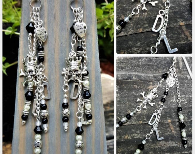Beaded Bookmark: Beyond Control Themed