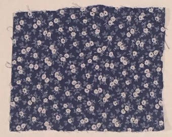 Floral Print Japanese Fabric by the yard-100% Cotton